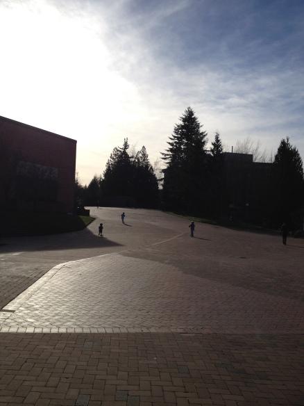 WWU Campus