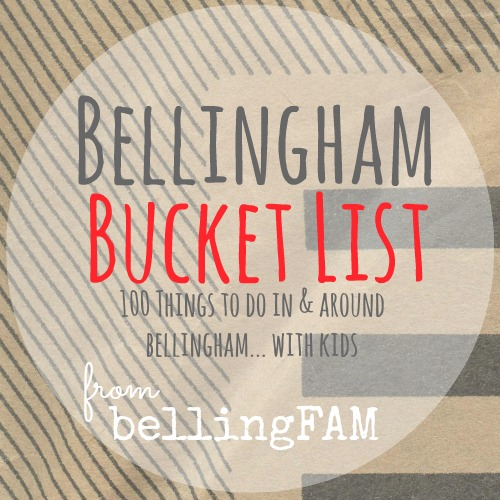 bellingFAM Bellingham Bucket List Logo