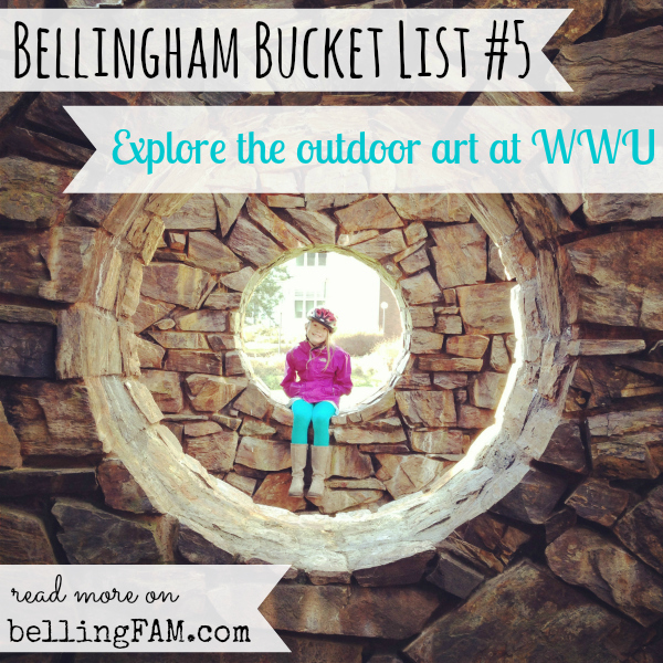 Bellingham Bucket List - Exploring at WWU