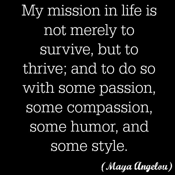 Maya Angelou Quote 3