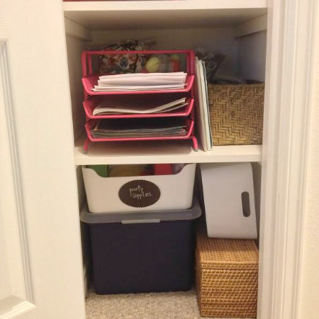 Hall Closet Bottom
