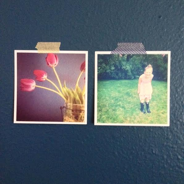 Instagram Photos- On Wall