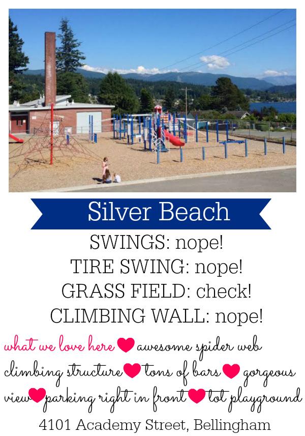 Silver Beach Bellingham
