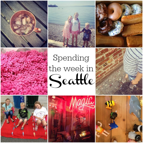 Week in Seattle