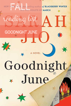 Fall Reading List- Goodnight June