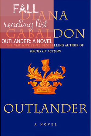 Fall Reading List- Outlander