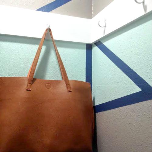 New Coat Closet Closeup Top