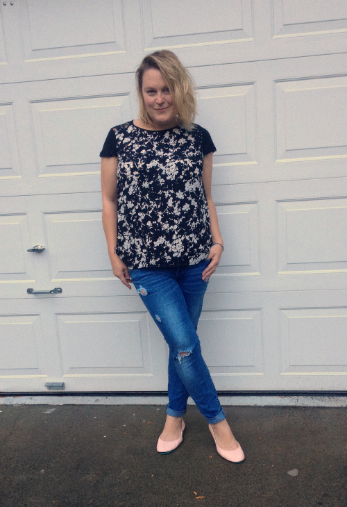 Stitch Fix Kensie Blouse
