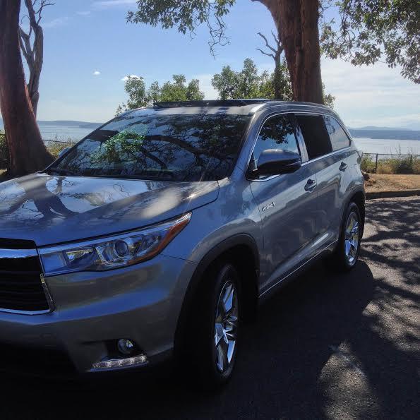 Hybrid Toyota Highlander: BellingFAM Approved: Toyota Highlander Hybrid