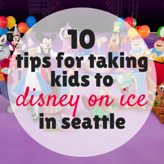 Disney on Ice Tips