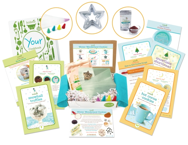 Kidstir Cooking Kits
