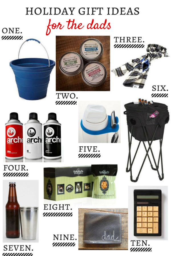 bellingFAM Holiday Gift Guide for Dads