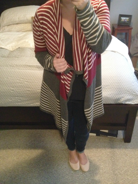 Stitch Fix Mystree Chamberlin Cardigan